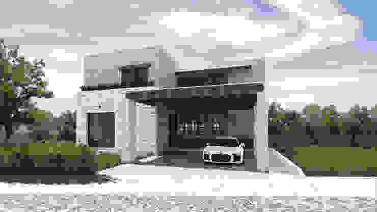 SAHAI UBAK Mouret Arquitectura Casas unifamiliares