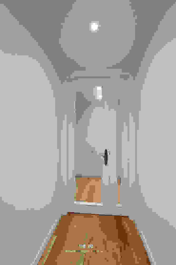 송파구 장지동 파인타운 33평 아파트 인테리어 by 더집디자인 (THEJIB DESIGN) 북유럽