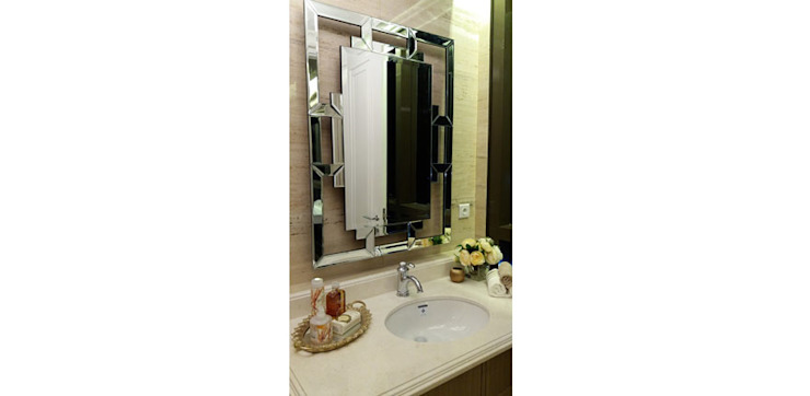 PT Graha Vilato Kreasindo BathroomMirrors Glass