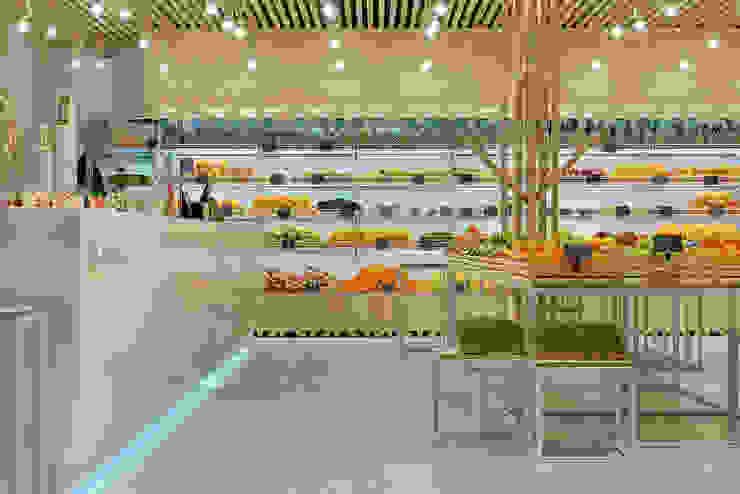 Locaux commerciaux & Magasin minimalistes par YUDIN Design Minimaliste