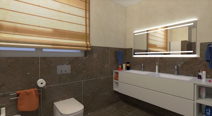 Planet G Modern bathroom