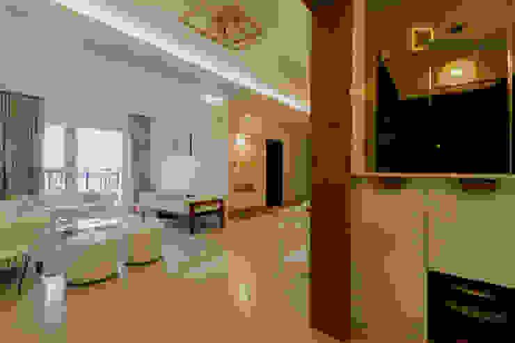 Ingresso, Corridoio & Scale in stile moderno di Modulart Moderno