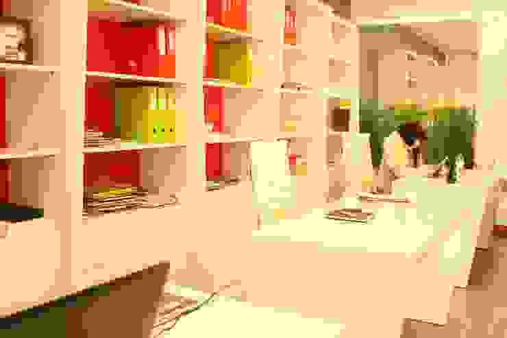 Espaço das secretarias por PROJETARQ Moderno
