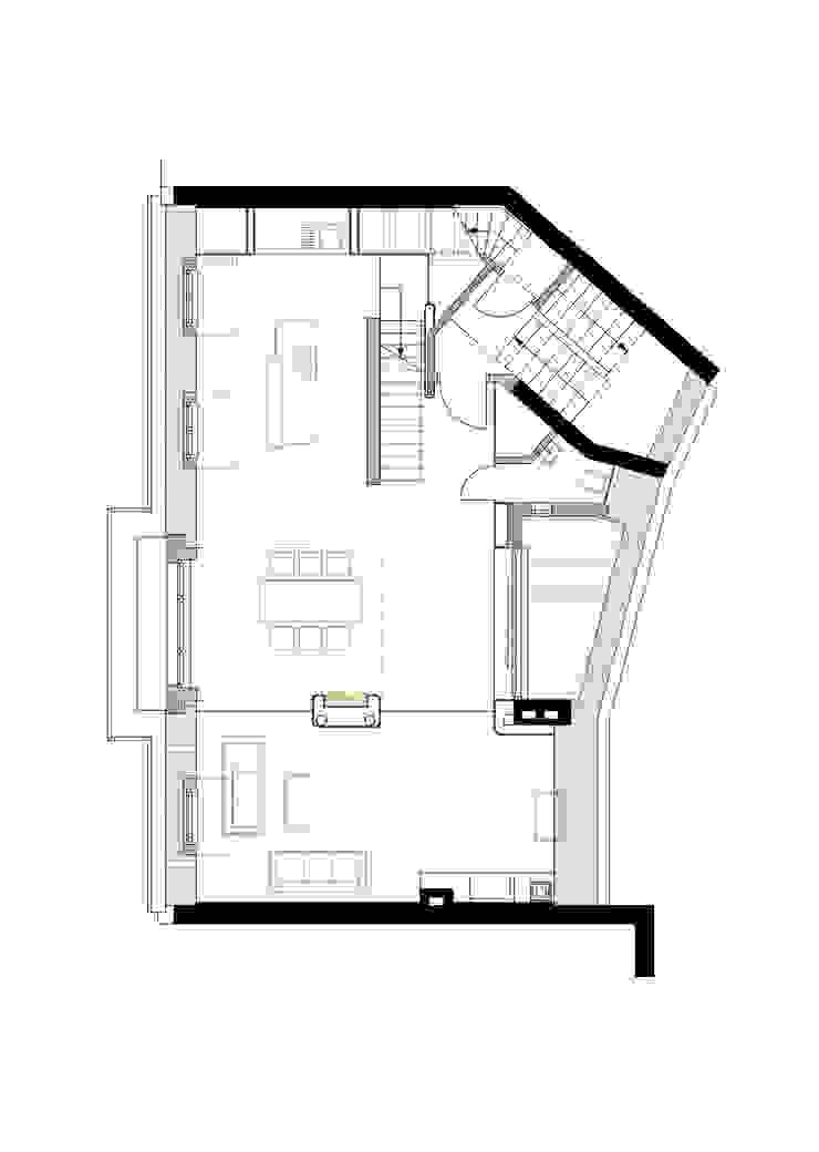 minimalist  by Bachmann Badie Architekten, Minimalist