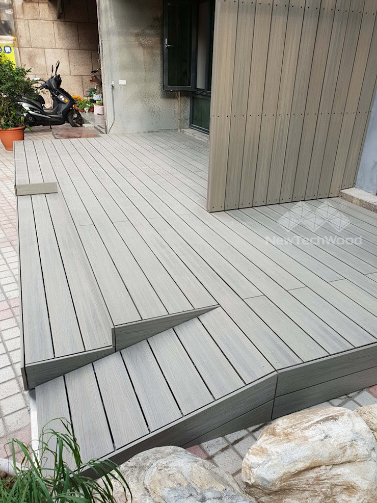 by 新綠境實業有限公司 Scandinavian Wood-Plastic Composite