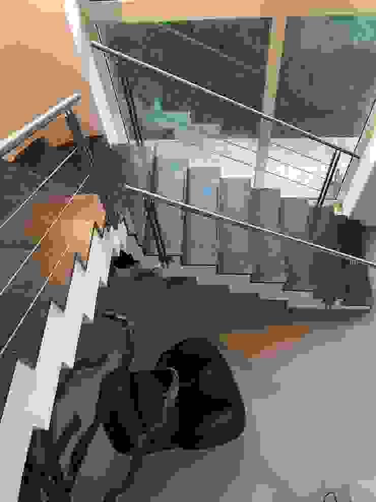 trap MEF Architect Trap Marmer Zwart