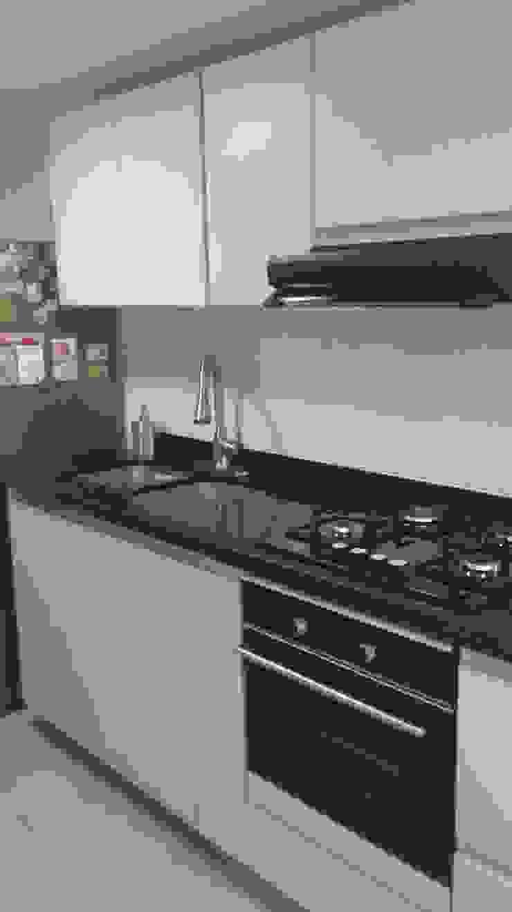 Cocina Colina Campestre de Insitu Hogar Minimalista