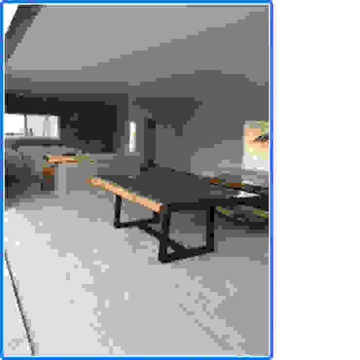 Casa Campestre Mixta Casas modernas de Arcor Constructores Moderno