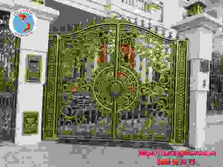 cổng nhôm đúc: Châu Á  by Công Ty TNHH Đúc Hợp Kim Nhôm Vi Na Cổng, Châu Á