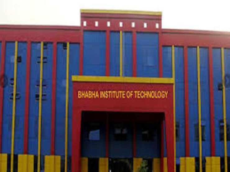 Bhabha Institute of Technology, Kanpur by Arcade Engineers and Consultants Classic Aluminium/Zinc
