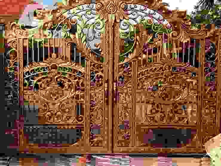 Chi tiết về cổng nhôm đúc  - Nhôm Đúc Hoàng Gia: Châu Á  by CÔNG TY CỔ PHẦN SẢN XUẤT HOÀNG GIA HÀ NỘI, Châu Á Đồng / Đồng / Đồng thau