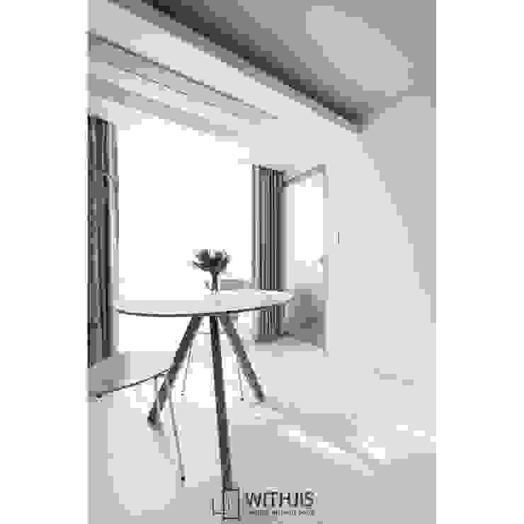 ALU-SW, 1SW(여닫이도어1) by WITHJIS(위드지스) 모던 알루미늄 / 아연