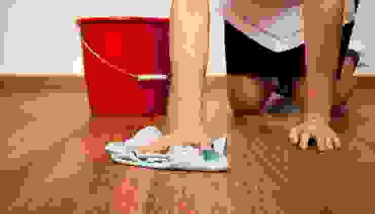 Tuyệt Chiêu 5 Trong 1 Giúp Làm Sạch Sàn Gỗ - Đơn Giản - Hiệu Quả Kho Sàn Gỗ An Pha