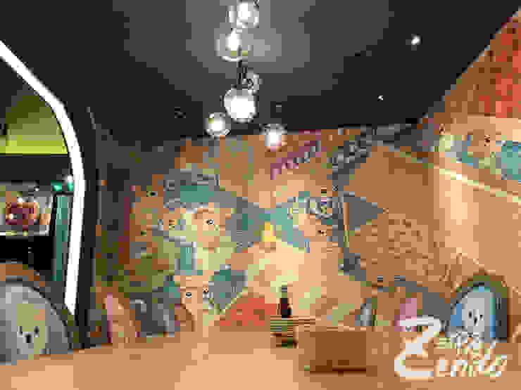 馬來西亞 – SUNNY QUEEN Zendo 深度空間設計 餐廳