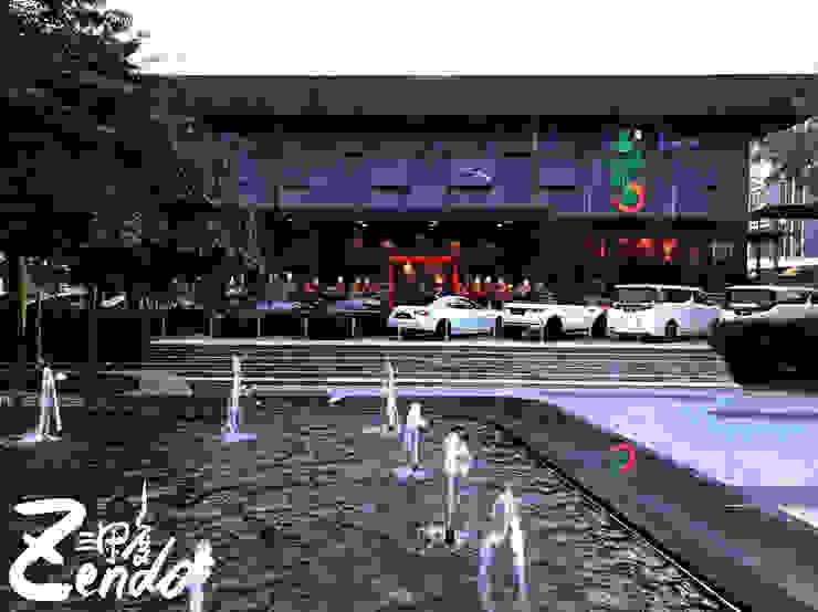 春秋戰國 - 柔佛 Zendo 深度空間設計 餐廳