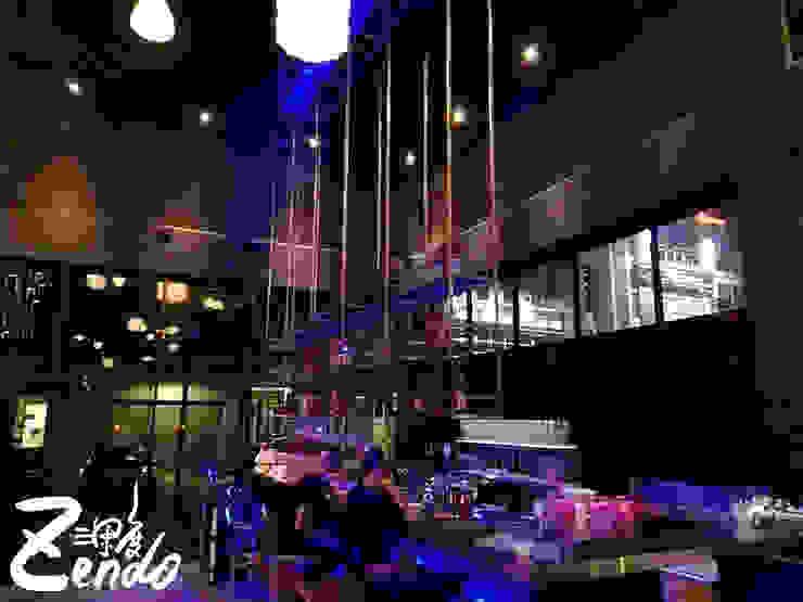 春秋戰國 – 柔佛 Zendo 深度空間設計 餐廳