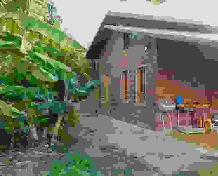 Maisons rustiques par Arquitetura FPA Rustique