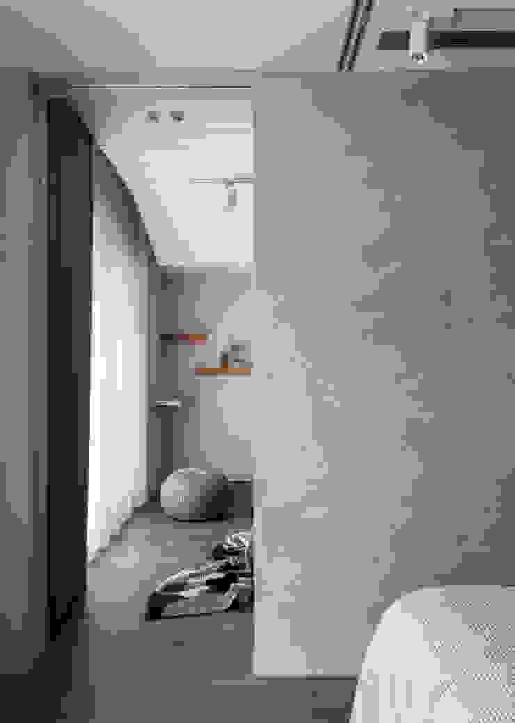 room-living room 湜湜空間設計 客廳 Grey