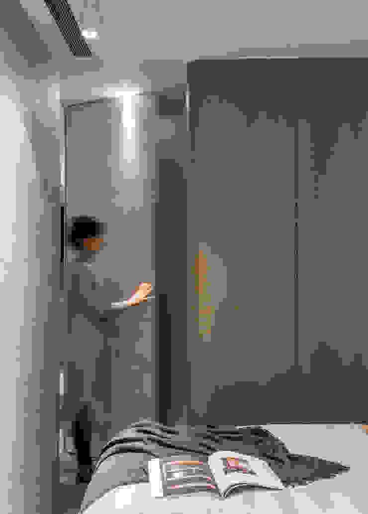 room 湜湜空間設計 臥室 Wood effect