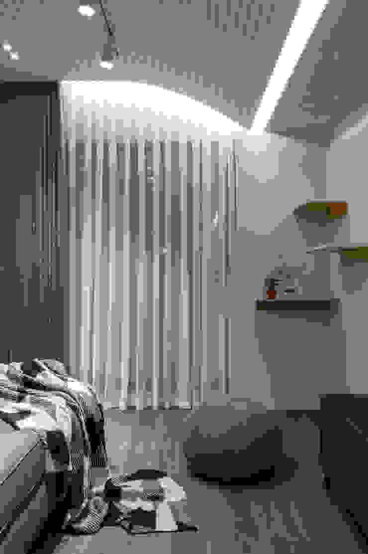 living area 湜湜空間設計 客廳
