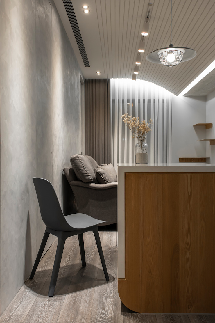 dining area 湜湜空間設計 餐廳