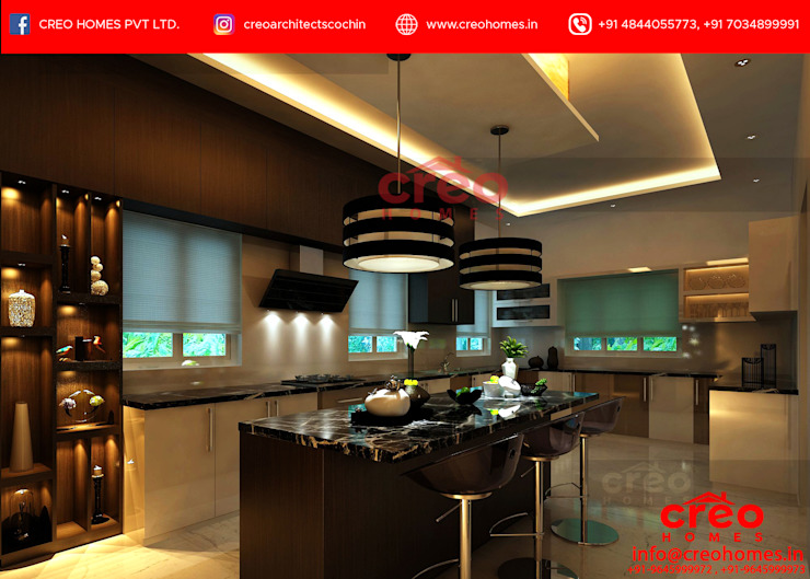 Interior Designers In Kochi by Creo Homes Pvt Ltd Asian