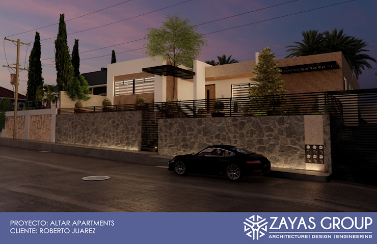 van Zayas Group Modern