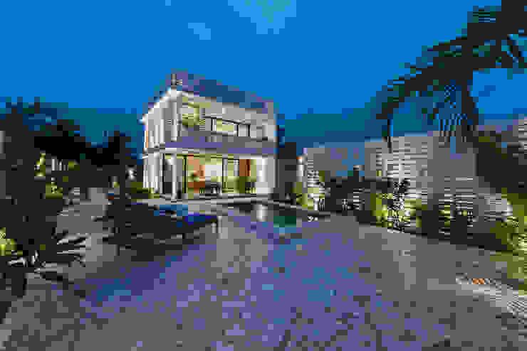 Casa Sebastian Workshop, diseño y construcción Albercas modernas