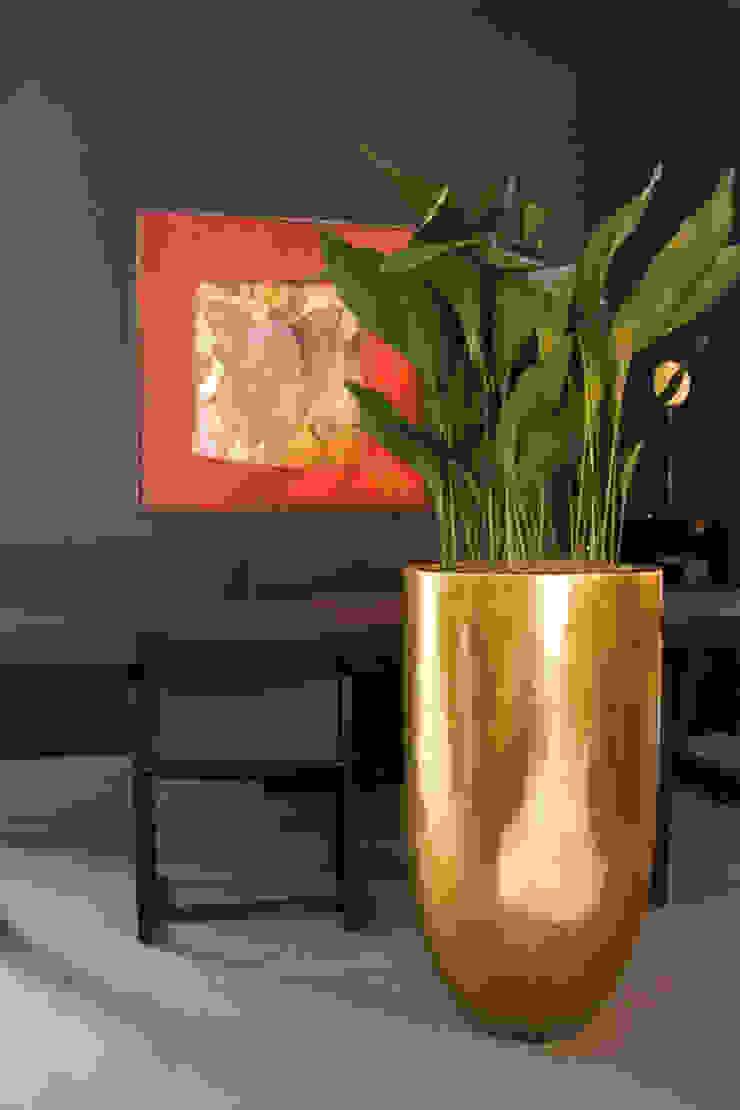Pflanzgefäße aus Naturbeton von arts&more