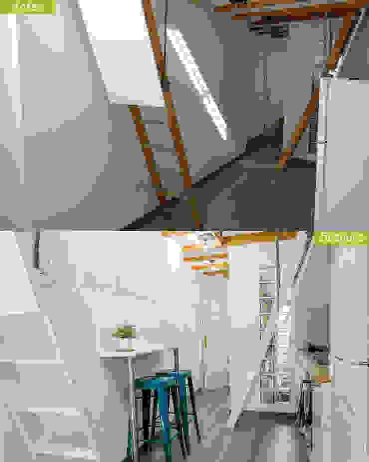 Home Staging apartamento alquiler turístico, Madrid. Byta Espacios
