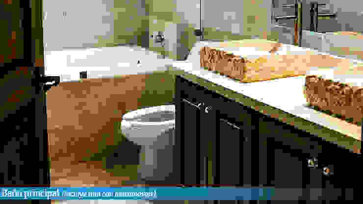 VillaSi Construcciones ห้องน้ำ