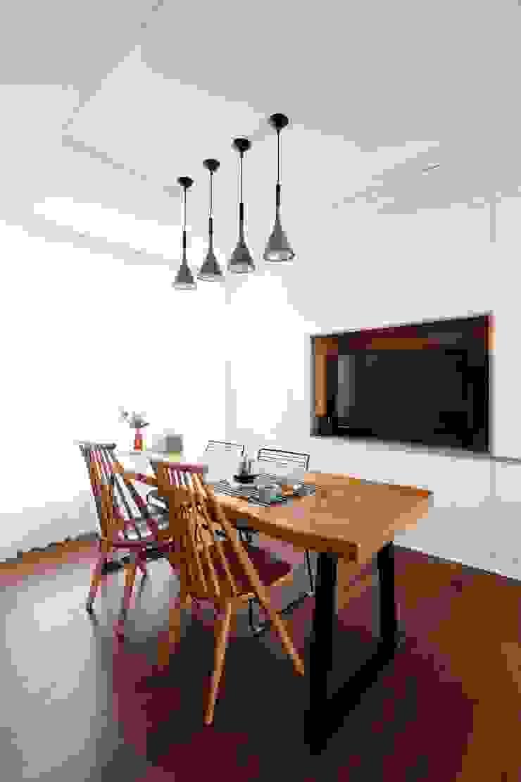 단순한 것이 아름답다_판교힐스테이트인테리어 더집디자인 (THEJIB DESIGN) 모던스타일 다이닝 룸