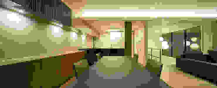 Modern dining room by エスプレックス ESPREX Modern