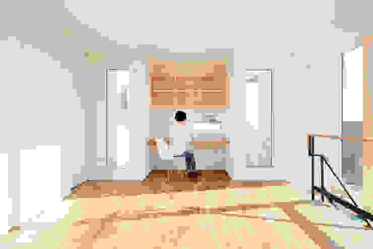 一級建築士事務所 Atelier Casa Eclectic style study/office
