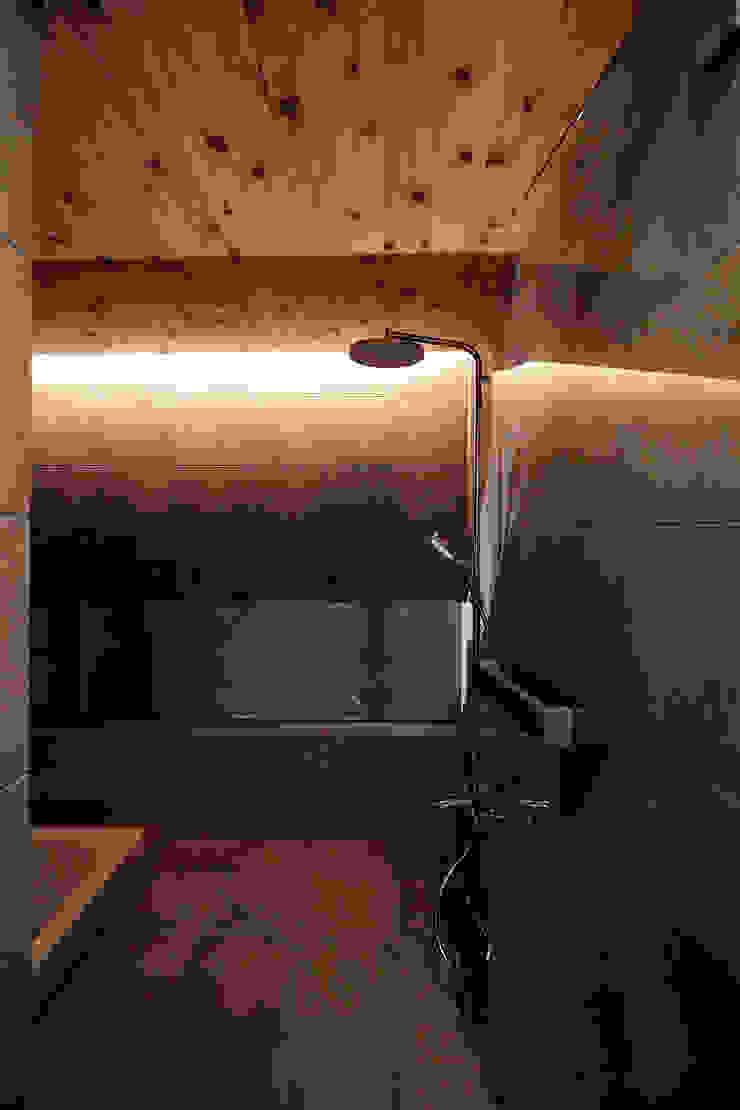 一級建築士事務所 Atelier Casa Eclectic style bathroom