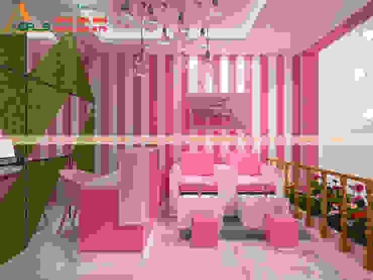 Thiet ke thi cong Spa Pinkky – Dong Thap bởi xuongmocso1 Hiện đại