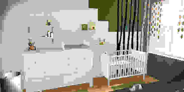 Babyzimmer Wald Von Der Schlüssel Zum Glück Interior