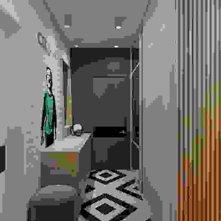by EM design Industrial Wood Wood effect