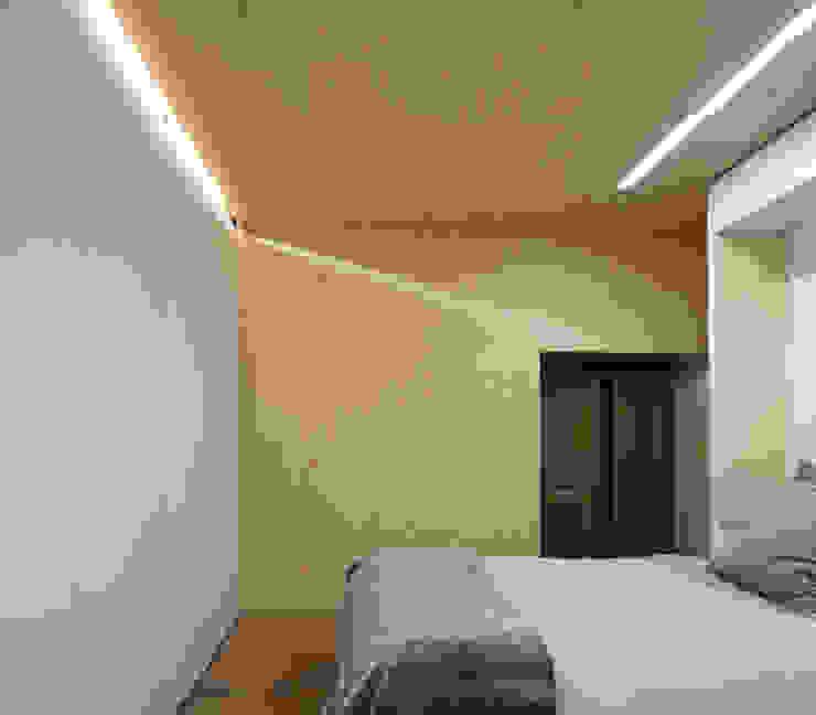 Eseiesa Arquitectos Minimalist bedroom