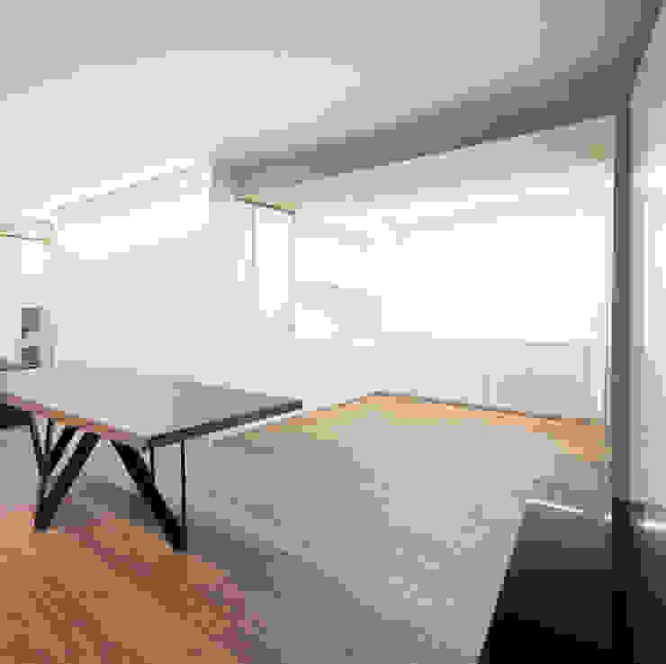 Eseiesa Arquitectos ห้องทานข้าว