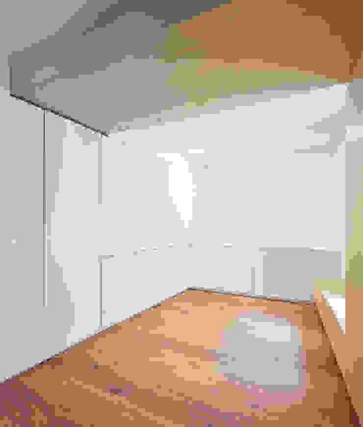 Eseiesa Arquitectos Minimalist dining room