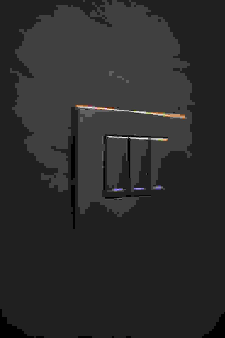 Eseiesa Arquitectos Minimalist bathroom