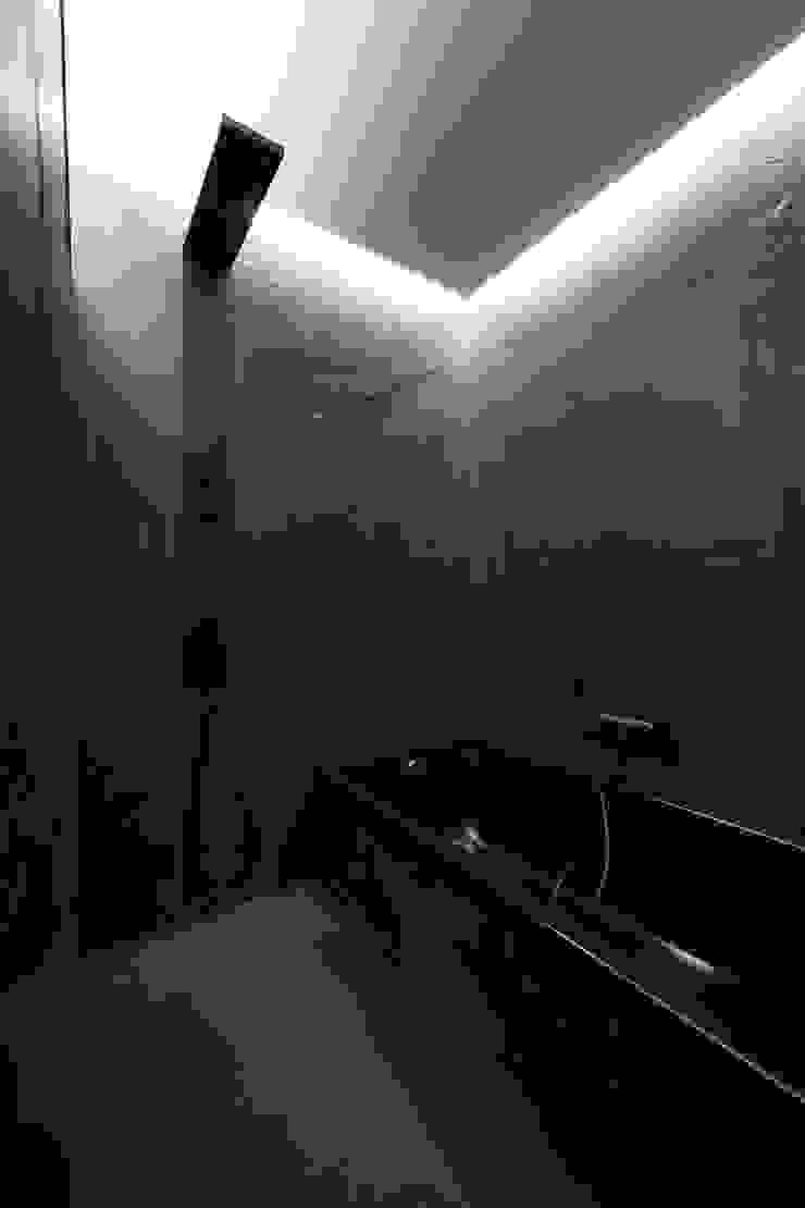 Eseiesa Arquitectos ห้องน้ำ