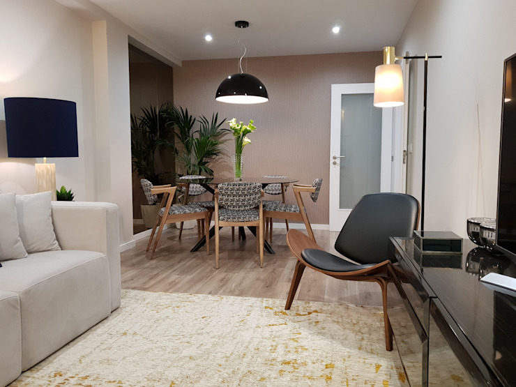 de Alma Braguesa Furniture Moderno Hierro/Acero