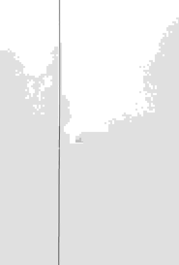 Eseiesa Arquitectos Cliniche in stile minimalista Bianco