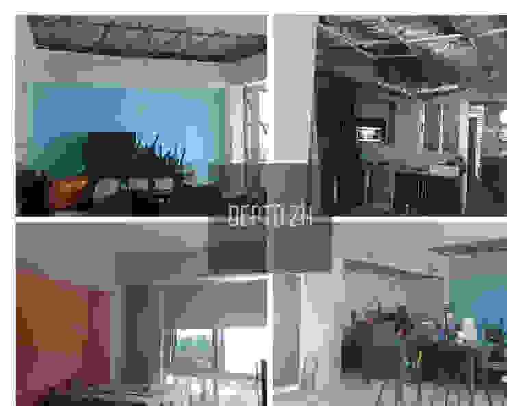 сучасний  by SG Huerta Arquitecto Cancun , Сучасний