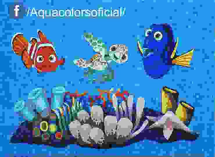 A-20-150+F Arrecife De Mosaico Veneciano Aquacolors / Moretti A&D Piscinas