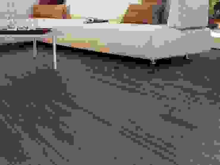 Thiết kế nội thất sàn gỗ cho cửa hàng, quán kinh doanh bởi Kho Sàn Gỗ An Pha