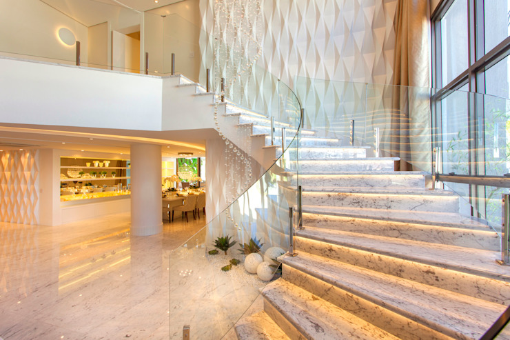 Casa Privilége Designer de Interiores e Paisagista Iara Kílaris Escadas