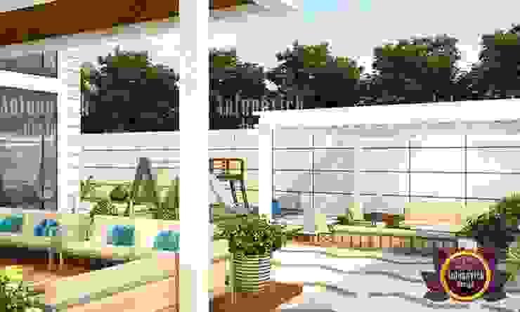 Professional Exterior Designers by Luxury Antonovich Design